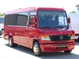 Разборка Mercedes Benz 408-814 Rex Plandec откидная кабина