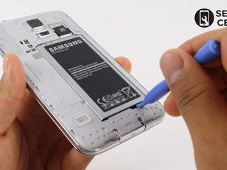 Samsung Galaxy S5 Active   (G870A)  Не держит батарея, заменим без потерей!
