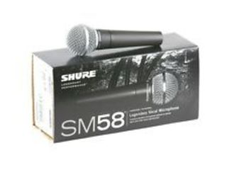 Microfoane Shure SM57, SM58, Shure Beta si alte . Mag. Promusic.
