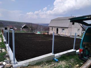 Lot de pamant in satul Cheltiutor  4 km de la  Chisinau,  20000 euro  !!