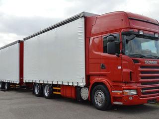 Scania R420 6x2 Jumbo
