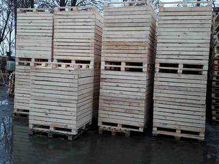 Контейнеры  деревянные фруктовые/ containere