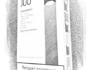 J  Starter Kit - набор,  устройство, зарядный порт и 4 картриджа.