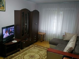 Buiucani! Apartament cu 3 odai, euroreparatie, autonoma! 55 000 €