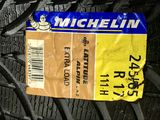 245/65 17 Michelin Latitude Alpin
