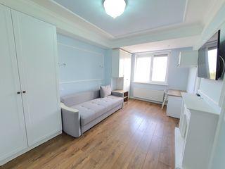 Chirie apartament cu 2 odăi, mobilat, zonă liniștită în apropiere parc! Priveliște panoramică!