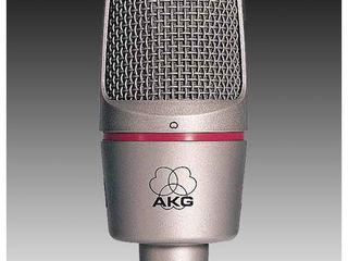Vind Microfon AKG c3000