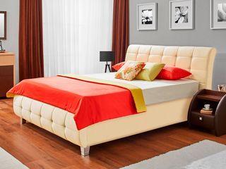 Dormitor Ambianta Samba Beige 1600 mm, calitatea garantată !!