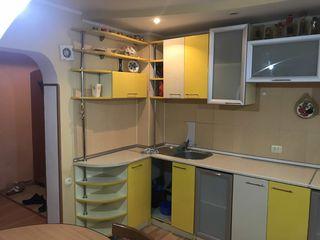 str. Bulgara, apartament cu 4 odai, replanificata, incalzire autonoma, 43 000 euro