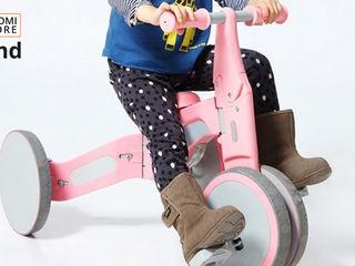 Fă-ţi copilul mai fericit ca oricând cu tricicleta pentru copii Xiaomi 700Kids!