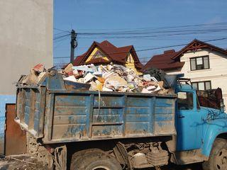 Грузоперевозки! Вывоз мусора - поднятие стройматериалов на этаж, exportăm resturi de construcție