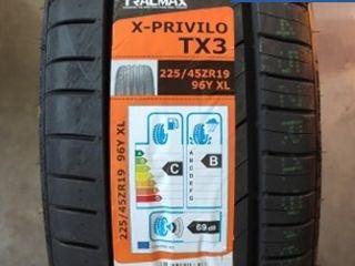 225/45 R19 Tracmax Xprivilo TX3. Доставка!