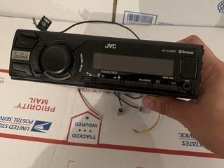 Автомагнитола (оригинал) JVC KD-X250BT Bluetooth Pandora iPod USB