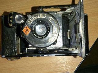 Фотоаппараты Agfa старинный, Фэд-2, Minolta Dynax 500si.