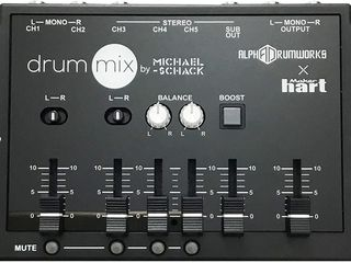 Maker hart Drum Mixer-compact 5 canale