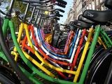 Порошковая покраска велосипедных рам и частей