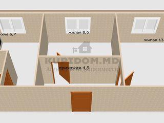 2-комнатная квартира в Тирасполе – заходи и живи