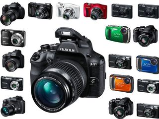 Canon - новые фотоаппараты!