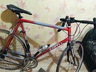 Vind Bicicleta de șosea alumin vilka de carbon