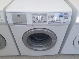 Экономные стиральные машины AEG на 6; 6.5; 7 кг как новые!