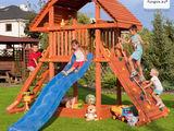 Детские площадки европейского качества
