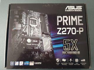 Asus Prime Z270-p  Z270-a