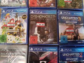 Игры PS4 Оптом дешевле