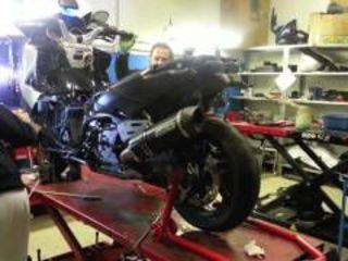 Ремонт мотоциклов и скутеров любой сложности.