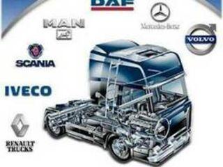 Запчасти для грузовых автомобилей Daf Man Iveco Mercedes Scania Volvo Renault