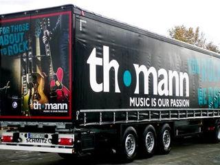Музыкальный магазин Thomann! усилители из Германии