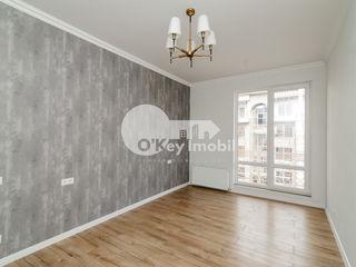 Inamstro - 2 camere+living, 74 mp, reparație calitativă, Buiucani 72900 €