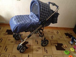 фирменная итальянская  коляска в идеальном состоянии