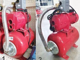 Pompa - hidrofor cu garantie conditionata la preț de sinecost