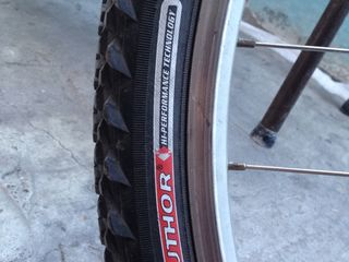 Vand anvelope (scaturi) de la bicicleta Author 2bucati-500lei