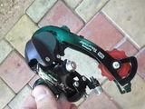 Продам задний переключатель shimano tourney tz на 6 скоростей.