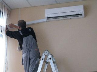 Conditionere:profilactica,montare ,demontare, reparatii, alimentare cu freon