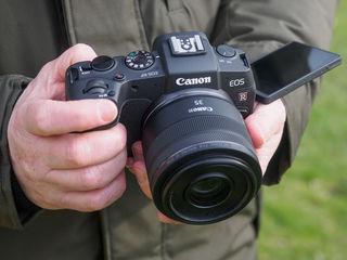 Canon Eos R Rp Body
