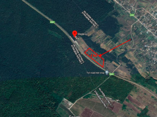 Vând Lot Poltava (24km de la Chișinău)