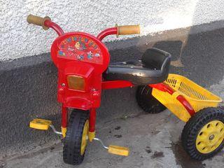 Продам детский б/у велосипед в хорошем состоянии.