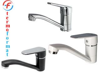 Смесители Ermetiq для кухни, ванной, раковины и душа ш.Мунчешть 77