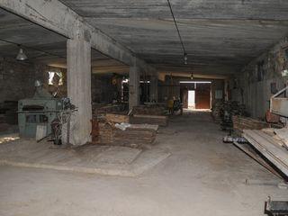 Constructie 593 m2, 16 ari pamint - fabrica de mobila, frigidere