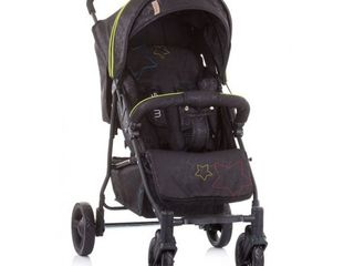 Carucior de plimbare Chipolino Mixie LKMX02101CB Carbon  Preț avantajos! Posibil și în credit!