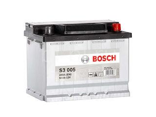 Acumulator auto   Автомобильный аккумулятор Bosch s3005 56 AH