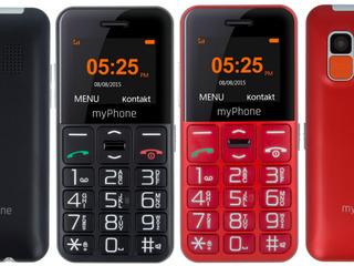 myPhone Halo Easy - супер удобный телефон для пенсионеров!