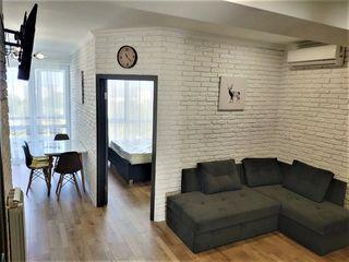 Chirie! dendrarium residence! 2 camere+living! euroreparație!