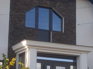 Finisare fațadă. Izolarea fațadei.