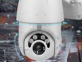 Ip camera 3mg wifi exterior ptz ip камера  поворотная уличная видеокамера видеонаблюдения solar