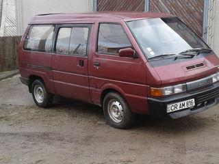 Nissan vanete