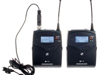 Microfon wireless sistem Sennheiser EW 122P G4 B-Band. Livrare gratuita în toată Moldova
