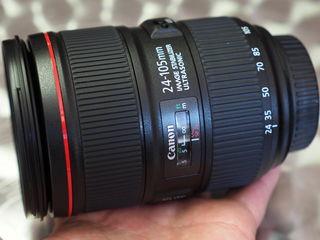 Canon 24 105mm 4.0F L ll . Canon 17 40mm F4 L, Sigma 50mm ART 1.4F.Tamron 24 70 2.8F